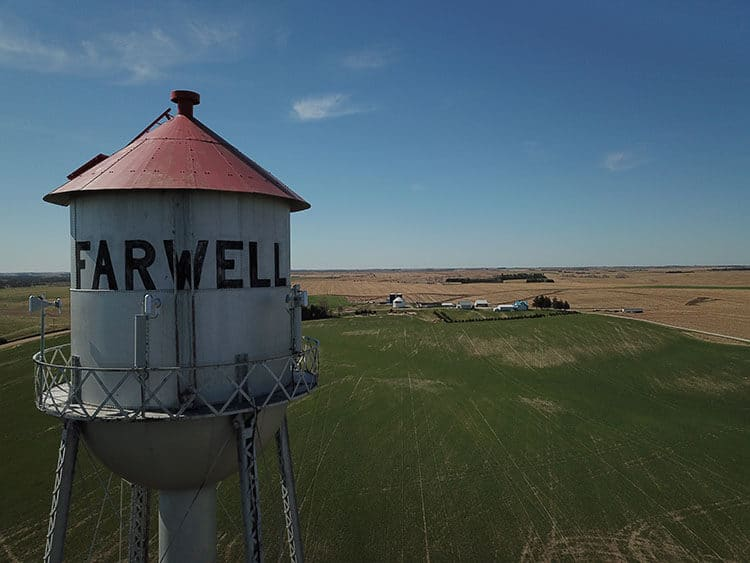 Prairie Hills Wireless Internet Services Coverage in Farwell, NEl